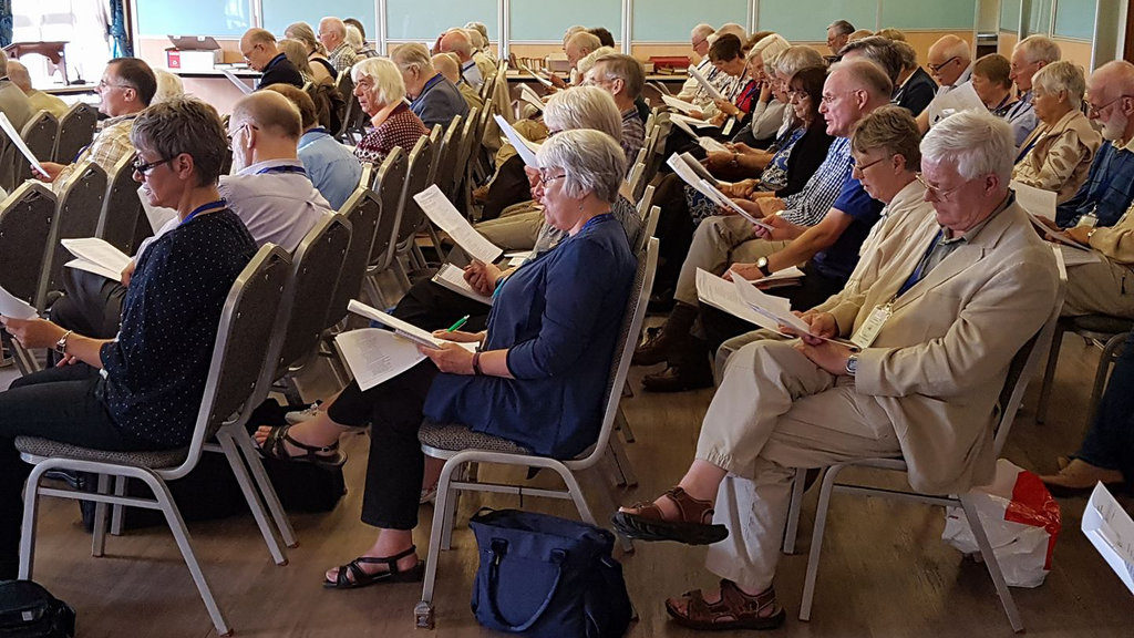 Hymn Society Conference 2017, Carmarthen