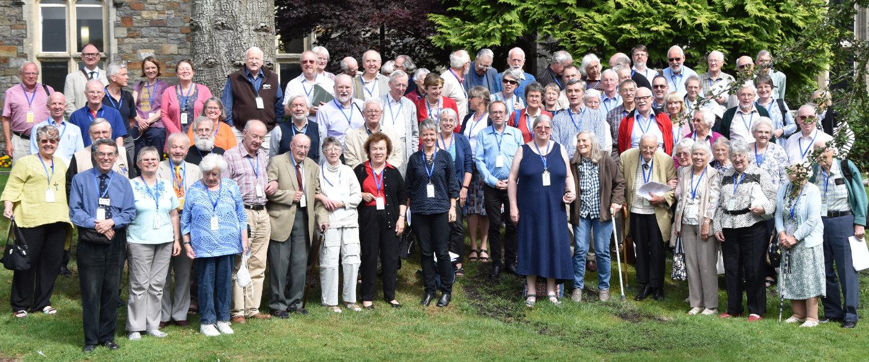 2017 Conference delegates