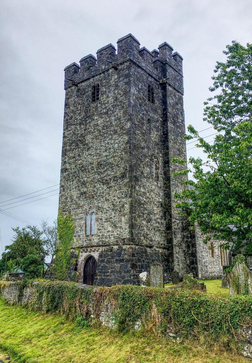 Llanfair-ar-y-bryn Church