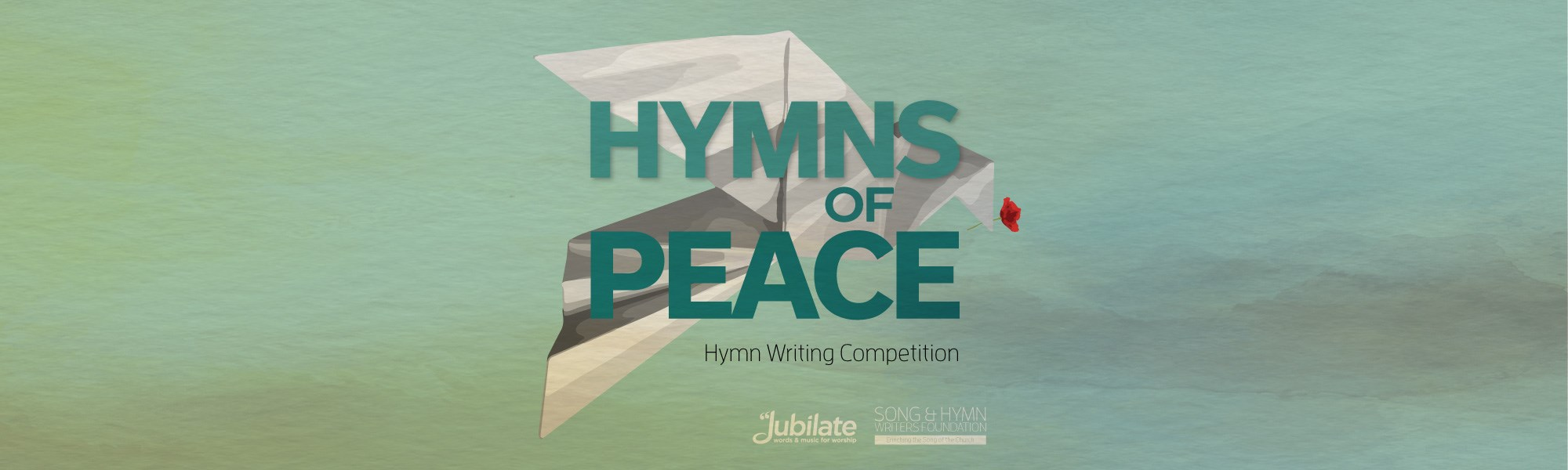 Hymns of Peace banner