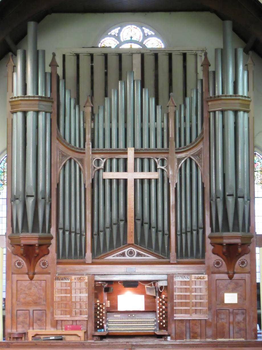 Beeston Organ