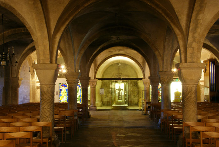 Canterbury Cathedral western crypt