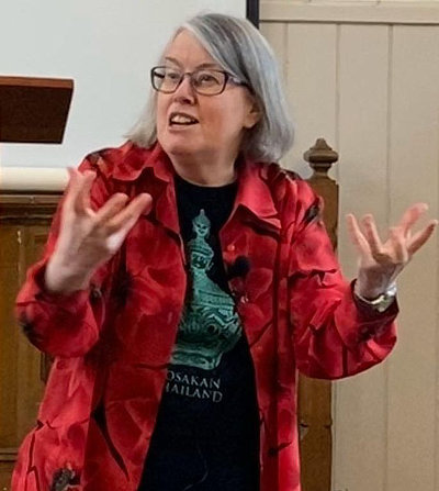 Janet Wootton