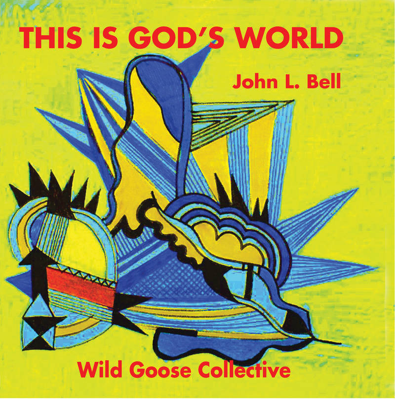 This is God's World CD cover