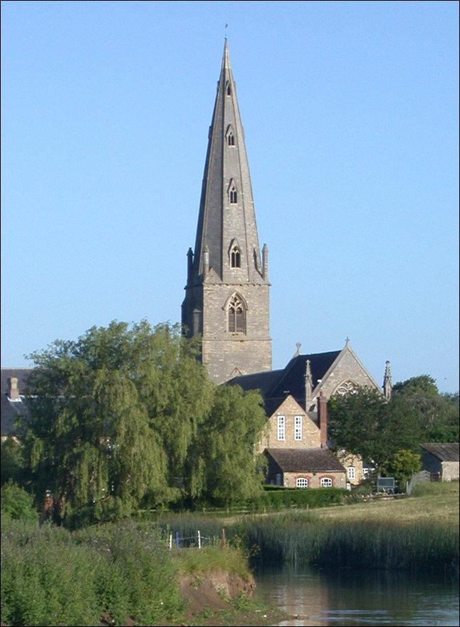 St Peter & St Paul Olney Parish Church